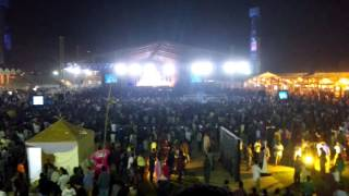 Ami Ekta Zinda Lash by Bari Siddique at Dhaka International FolkFest '15