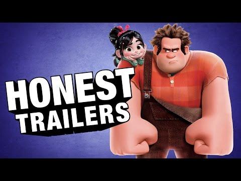Honest Trailers Wreck It Ralph