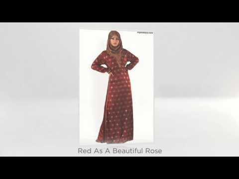 Xxx Mp4 Bosnian Rose Silk Satin Kaftan Dress 3gp Sex