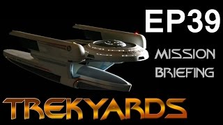 Trekyards EP39 - Oberth Class