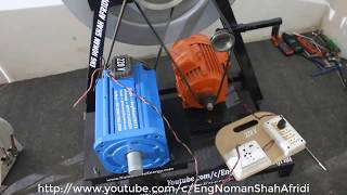 New for 2018 Free Energy Generator 100% Self Runing By Eng Noman Shah Afridi