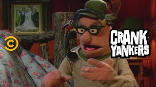 Getting Abducted by Aliens - PRANK - Crank Yankers