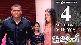 Ghajini Tamil Movie | Scenes | End Credit Climax Suriya Beat Pradeep Rawt