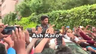 Allu Arjun Craze in BANGALORE, DJ Duvvada Jagannadham