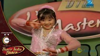 DID L'il Masters April 29 '12 - Saumya Rai