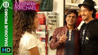 Munna Michael Dialogue Promo | When Mahinder Bhai Provides Vital Stats!