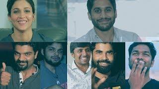 Inside Stories Of Yuddham Sharanam Team - Chay Akkineni, Lavanya Tripathi, Krishna RV Marimuthu