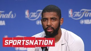 Kyrie Irving Asks Cavaliers To Trade Him | SportsNation | ESPN
