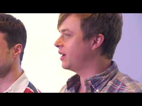 Xxx Mp4 Daniel Radcliffe And Dane DeHaan Pitch A Hardcore Sex Movie MTV After Hours 3gp Sex