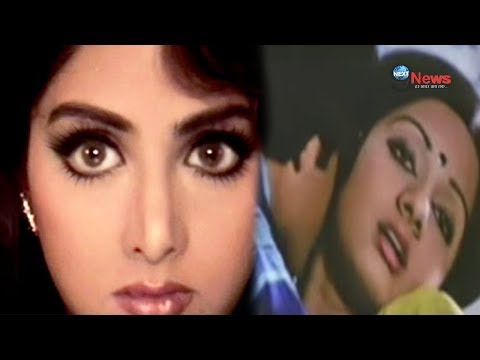 Xxx Mp4 इस शख्स ने श्रीदेवी को ज़बरदस्ती किया था KISS इस तरह मचा बवाल Sridevi Controversial KISS 3gp Sex