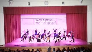 NYGH Teacher's Day Concert 2017 | Teachers' Dance Performance