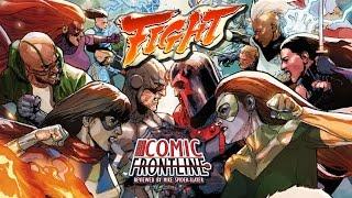 Inhumans vs X-Men #1: