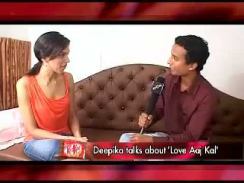 Deepika Padukone in a candid exclusive chat!