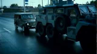 A Good Day To Die Hard | 'Car Chase' | Clip HD