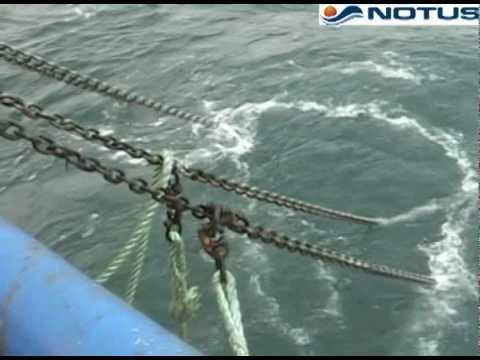 Notus Trawlmaster Onboard A Danish Trawler notus.ca
