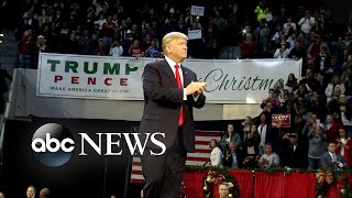 Trump urges Alabama voters to support GOP candidate