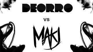 Deorro vs MAKJ - READY! (Original Mix) [Free Download]