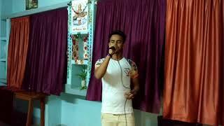 Rimjhim Gire Sawan.....by Rajnish Rajeel student of  Creative Heaven
