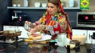 Panasonic Quality Kitchen [Masala TV] - Tandoori Chicken Wings & Chocolate Velvet Ice-cream Recipe