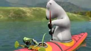 El oso Berni - 1x49 - Piragüismo