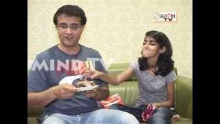 Sourav Ganguly's exclusive video: Untold story of a father and his daughter