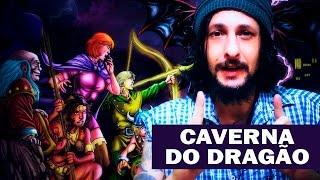 Caverna do Dragão | A verdade que não te contaram - INÉDITO NO BRASIL
