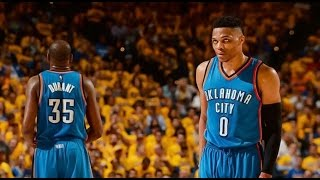 Kevin Durant x Russell Westbrook ~ See You Again