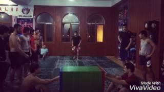 MMA Azerbaijan Ruslan Fight Club