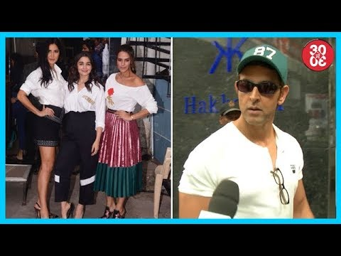 Xxx Mp4 Katrina Alia Shoot With Neha Three Back To Back Releases Lined Up For Hrithik 3gp Sex