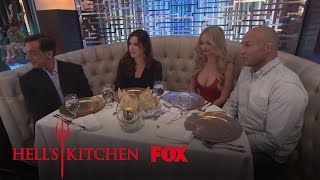 VIP Diners Arrive | Season 15 Ep. 14 | HELL'S KITCHEN