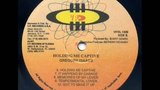 Gregory Isaacs - Holding Me Captive (Full Album)