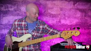Review Demo - GR Bass Amplification One800