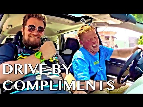 Drive By Compliments with Honda