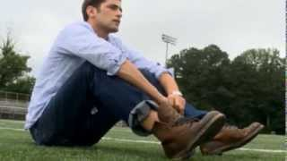 Sean O'Pry: From MySpace to male supermodel (2012) HD