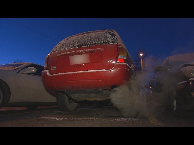 Man Gets $128 Fine For Warming Up Car In His Own Driveway