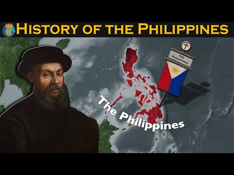 THE HISTORY OF THE PHILIPPINES in 12 minutes