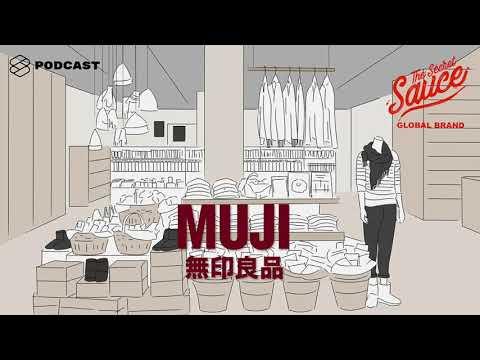 MUJI สร้างแบรนด์จากความว่างเปล่า ครองใจคนทั่วโลก มียอดขาย 1 แสนล้านบาทต่อปี The Secret Sauce EP.58