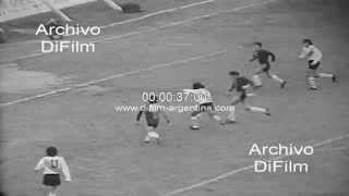 DiFilm - Newell's Old Boys vs River Plate - Metropolitano 1973