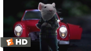 Stuart Little (1999) - Roadster Chase Scene (7/10) | Movieclips