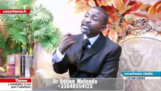 L'infidélité n'est pas l'adultère Dr Odilon Mulenda