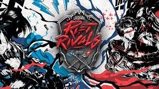It's On   Rift Rivals 2017 - League of Legends