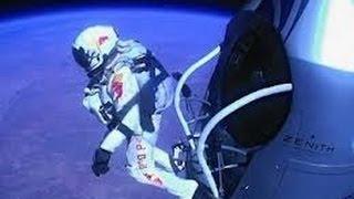 Felix Baumgartner, Red Bull Stratos Stunt Man: Austrian's Death-Defying Skydive - Roswell New