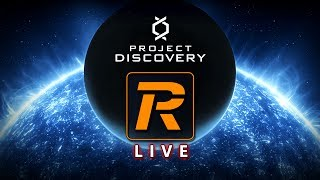 EVE Online Project Discovery Exoplanets First Look | LIVE