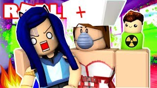 SOMETHING SCARY IS HAPPENING...ESCAPE THE EVIL HOSPITAL IN ROBLOX!