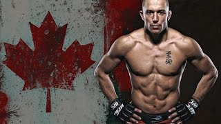 GEORGE ST PIERRE HIGHLIGHTS 2015