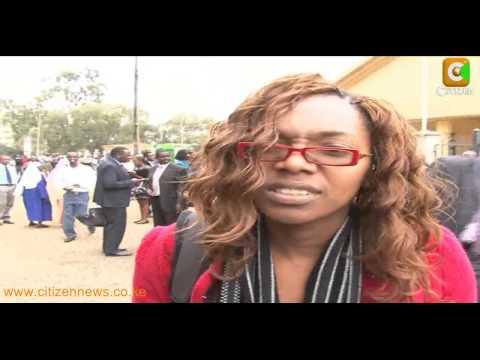 Maumbile Si Hoja:Andrew Aomba Mahakama Aitwe Audrey
