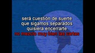 Karaoke - Por mil noches (estilo Airbag)