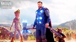AVENGERS: INFINITY WAR Home Release Trailer NEW (2018) - Marvel Superhero Movie