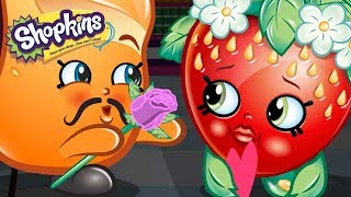 SHOPKINS - LOVERS DAY | Cartoons For Kids | Toys For Kids | Shopkins Cartoon
