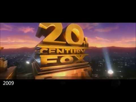 20th Century Fox Logo History 1914 2015